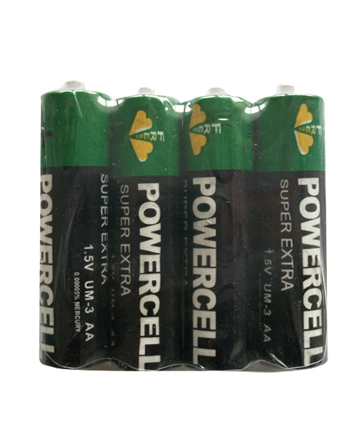 Green powercell AA -4S